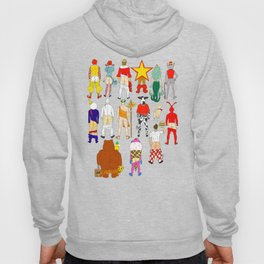 Fast Food Butts Hoody