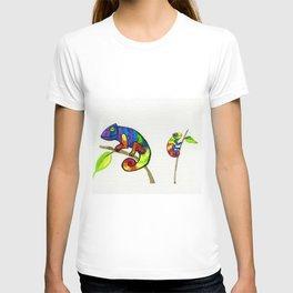 Little Rainbow Chamelons T-shirt