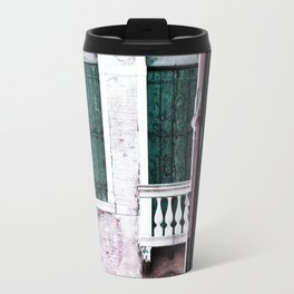 Green Shutters Travel Mug