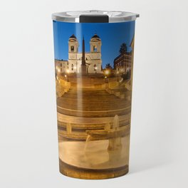 Barcaccia Travel Mug