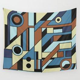 De Stijl Abstract Geometric Artwork 3 Wall Tapestry