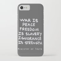 1984 iPhone & iPod Cases featuring 1984 by Stephanie Janeczek