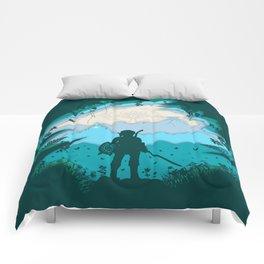 Breath of Warrior Comforters