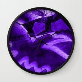 Raven's Flight Wall Clock