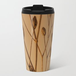 Florales · plant end 3 Travel Mug