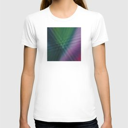 Calamity of Clashing Colors T-shirt