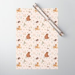 Blooming Meadow Wrapping Paper