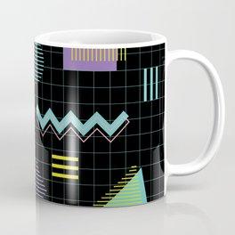 Memphis Pattern 4 - 80s Retro Coffee Mug