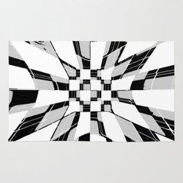 Square Breaks Rug