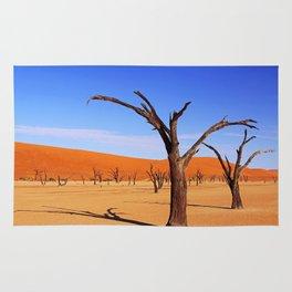 Dead Vlei Namibia II Rug