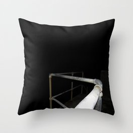 My Guide to the Dark Side Throw Pillow