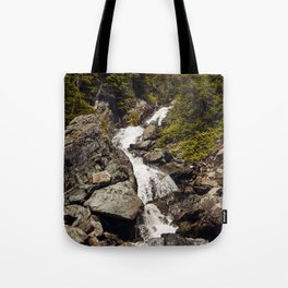 Nature Is Speaking / Landscape Photography Tote Bag