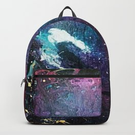 Crazed Backpack