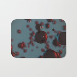 Particles Bath Mat
