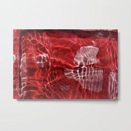 Red River Metal Print