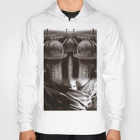 industrial Hoodies featuring Industrial by Cash Mattock