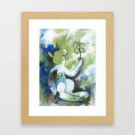 Friend Framed Art Print