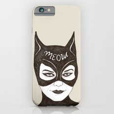 cat woman iPhone 6s Slim Case