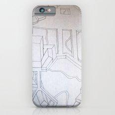 Optical Illusion iPhone 6s Slim Case