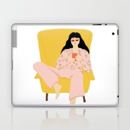 Pyjama Sunday Laptop & iPad Skin