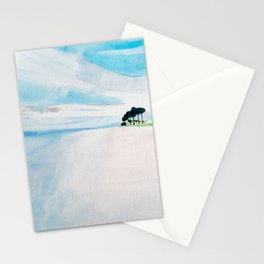 Pristine Florida Watercolor Stationery Cards