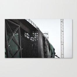 post- Canvas Print
