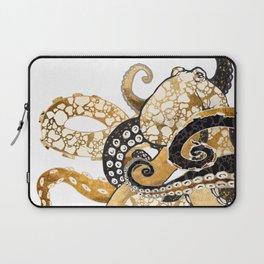 Metallic Octopus Laptop Sleeve