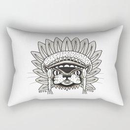 INDIAN KITTY Rectangular Pillow