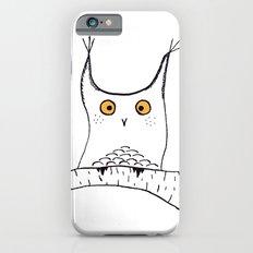 Squarish Owl iPhone 6s Slim Case