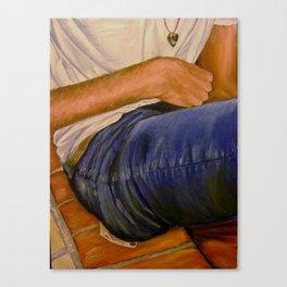 Terrance  Canvas Print