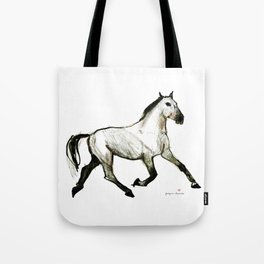 Horse (Trotter) Tote Bag