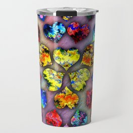 heart beat II Travel Mug