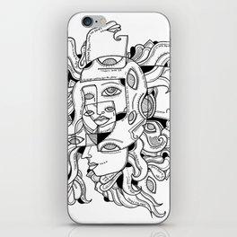 Mad World iPhone Skin