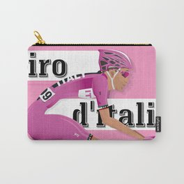 GIRO D'ITALIA Grand Cycling Tour of Italy Carry-All Pouch