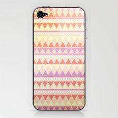 Summer Aztec Pattern iPhone & iPod Skin