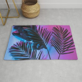 Favorite Things: My Cat and Palm Trees Rug