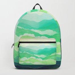 Emerald Spring Backpack