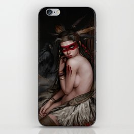 Wanderer iPhone Skin