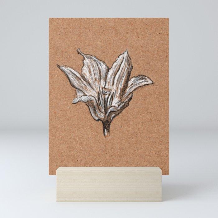 Spring flower Mini Art Print
