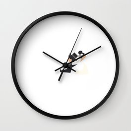 Come On Honey, Let's Get Married Help! Funny Wall Clock