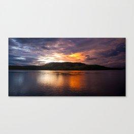 Whitsunday Sunset Canvas Print