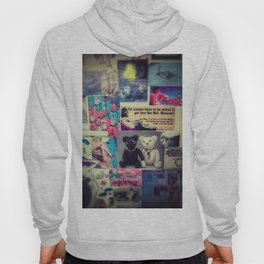photo collage Hoody