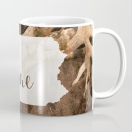 Pennsylvania is Home - Camo Coffee Mug