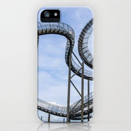living in one heart iPhone Case