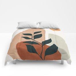 Soft Shapes II Comforters