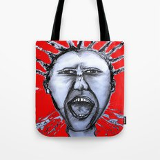 Raving Tote Bag