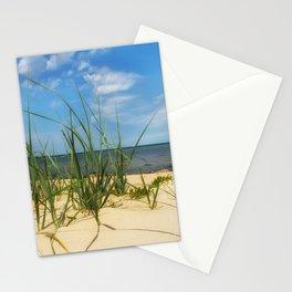 Beach Gras Impressions Stationery Cards