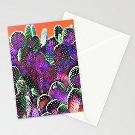 Southwest Desert Cactus Stationery Cards