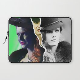 THE WICKED WITCH / ZELENA Laptop Sleeve