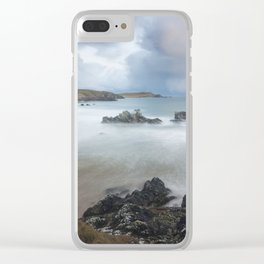 Sango Bay Clear iPhone Case